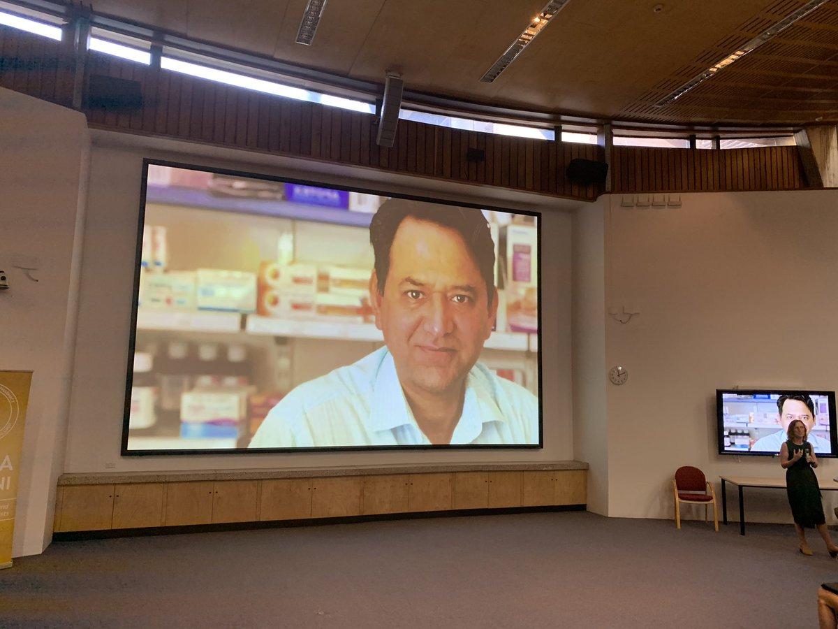 Raj Gupta. More than just a Pharmacist. A true Australian Hero. Truly inspirational. #NAPSACongress<br>http://pic.twitter.com/zacw9yvJ46