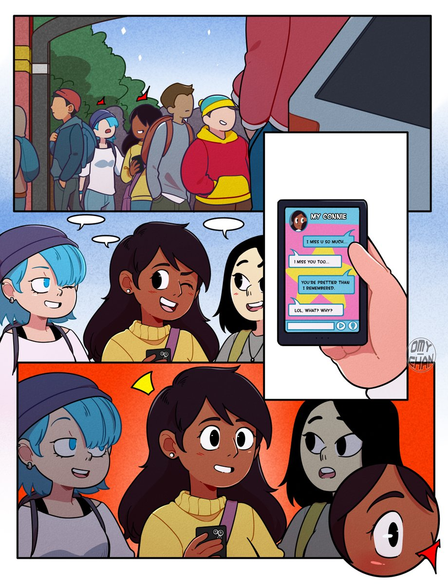 After finishing a journey of discovery and solitude in his Donday, Steven returns as an adult, while Connie is already a 19-year-old college student. #StevenUniverse #StevenUniverseFuture