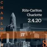 Image for the Tweet beginning: Let the #networking begin, Charlotte!