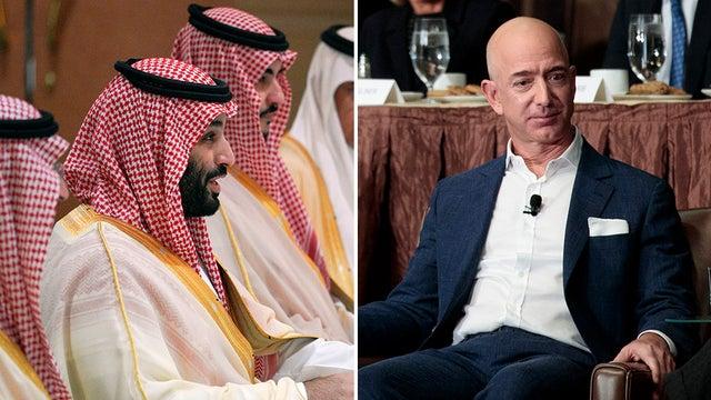 NEW: Saudi Arabia's alleged hack of Bezos's phone escalates fears hill.cm/PRors1k