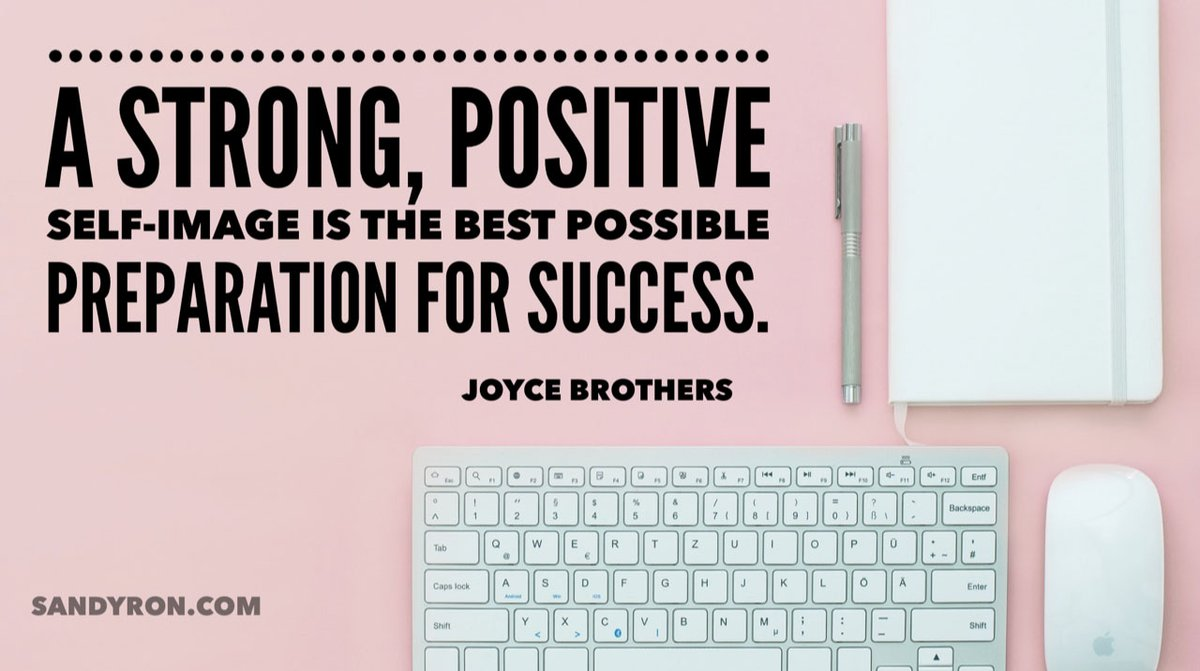 From Dr. Joyce Brothers  SuccessTips #MotivationalQuote #StayPositive<br>http://pic.twitter.com/jgxdJ6eFzD