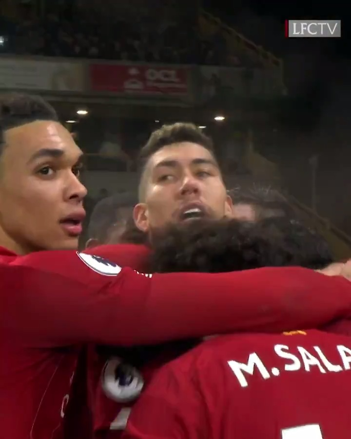 "Jurgen Klopp: ""Bobby scored a worldie, it was a super, super, super goal. Moments can help us or the genius moment of Bobby Firmino can help us. Everybody worked their socks off. Im so proud of the boys. Its incredible."" ❤️"