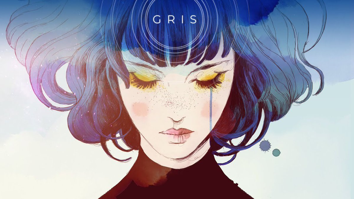 Started tonight, and I totally felt in love with the style. #gris #ps4 #devolverpic.twitter.com/32o0pSR2j5