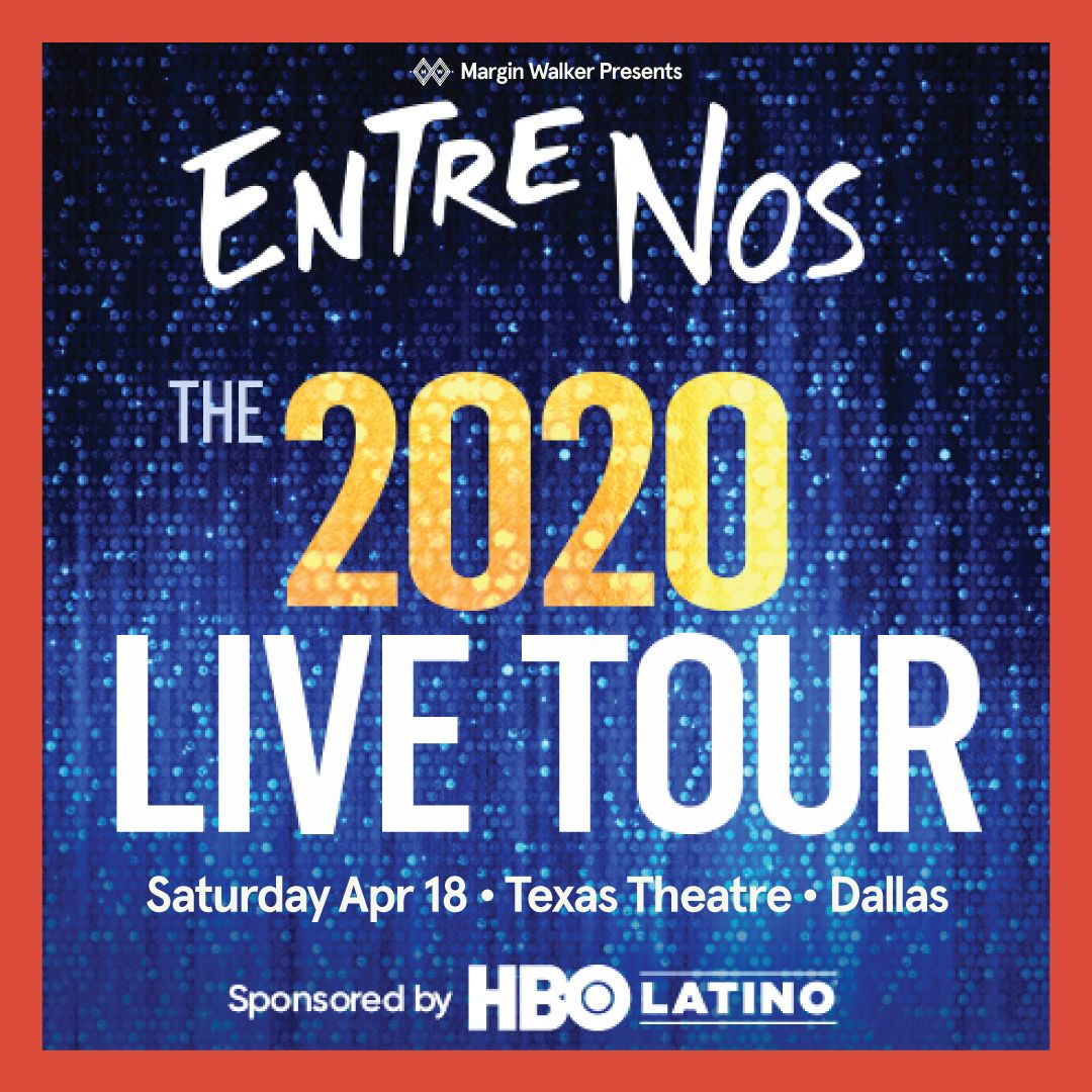 Entre Nos will be coming to @TexasTheatre on April 18th!  Tickets on sale NOW at http://bit.ly/enosdfw pic.twitter.com/JRpP3nu3sX