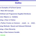 Image for the Tweet beginning: Object-Oriented Python — An Introduction.