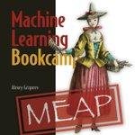 Image for the Tweet beginning: Machine Learning Bookcamp: Build a