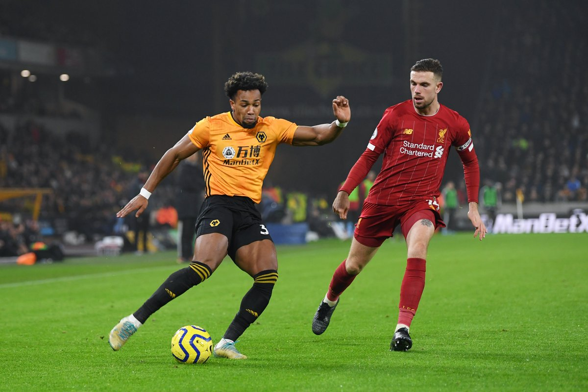 """Klopp on Adama Traore: """"He is unplayable in moments, it's unbelievable. What a player – it's not only him but he's so good."""" <br>http://pic.twitter.com/iQzuSJ7fOq"""
