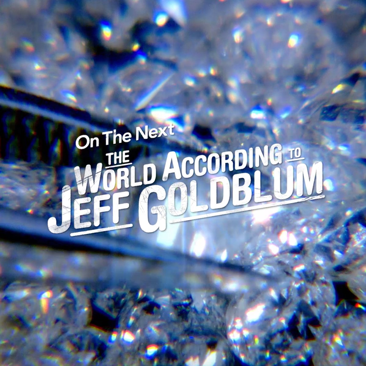 💎 Diamonds are a Goldblums best friend 💎 The finale of #TheWorldAccordingToJeffGoldblum debuts tomorrow on #DisneyPlus!