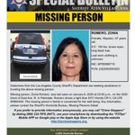 Image for the Tweet beginning: Palmdale Sheriff's Station detectives need