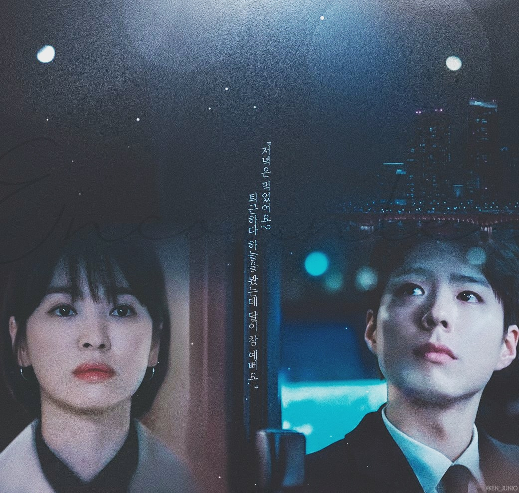 #SongHyeKyos last drama #Encounter ended on TVN exactly one year ago today. We are patiently waiting for her next project. 🙏❤️ Good morning. ☺️