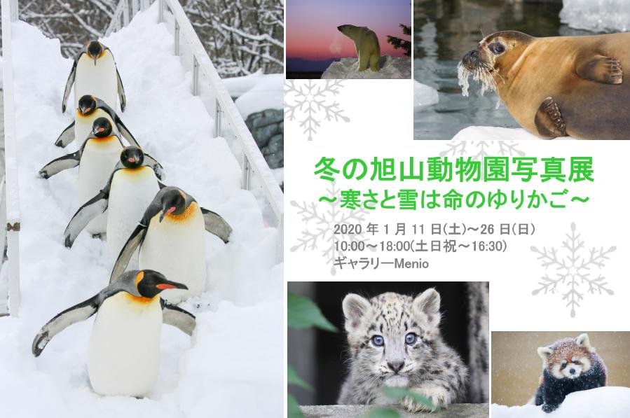 営業 旭山 時間 動物園