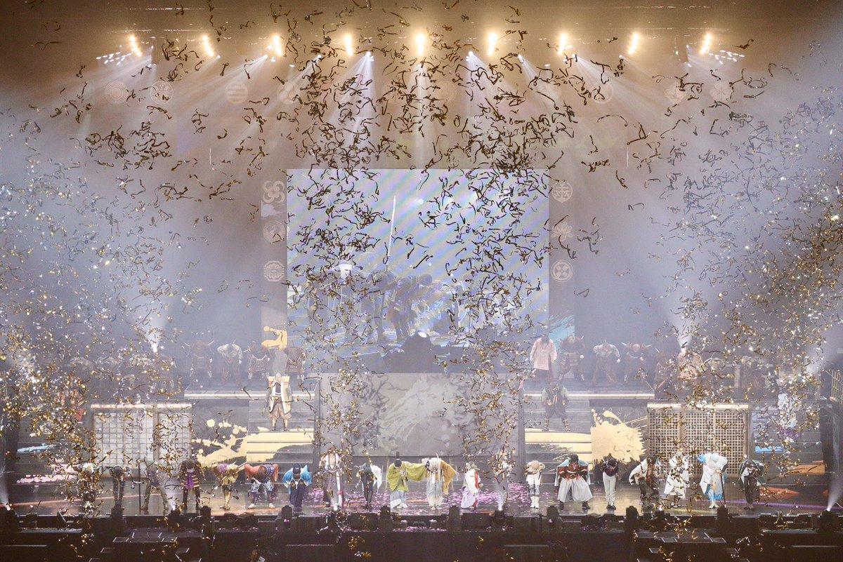 【歌合2019】昨日、全26公演が終了致しました!全国9ヶ所を巡る旅、各地で温かく迎えてくださった皆さま、ありがとうございました!皆様のご声援が何よりの励みになっておりました!!これからも、ミュージカル『刀剣乱舞』をよろしくお願い致します。