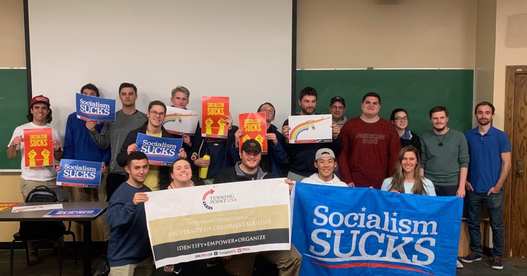 Great first meeting! Had some really fun discussions and ofc some delicious pizza. Squirtle ate all the leftover pizza in case you guys were wondering. #tpusa  #BigGovSucks  #SocialismSucks