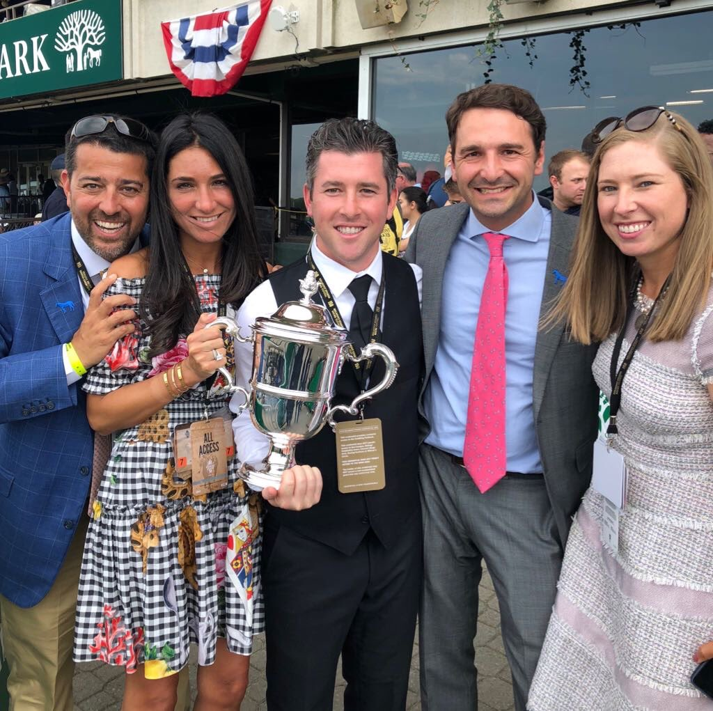 test Twitter Media - Congrats UNI on being crowned champion female turf horse. If @MandoreAgency and I never met many years ago this would have not been possible. Amazing find Nic and thanks to all the owners (Madaket, @dubbland, Bob Lapenta) for their ongoing support of our business. https://t.co/UX4PC52dQD