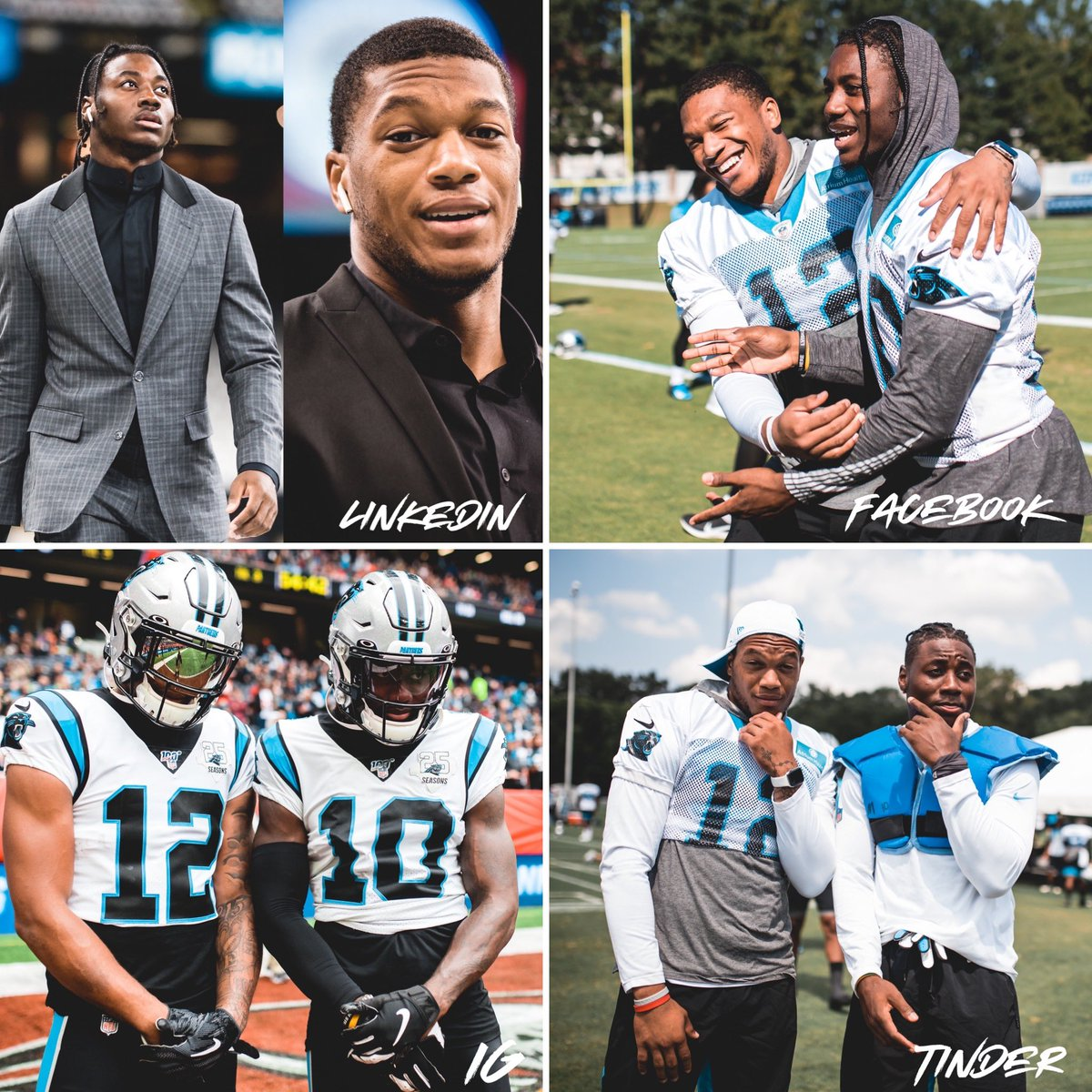 Carolina Panthers @Panthers