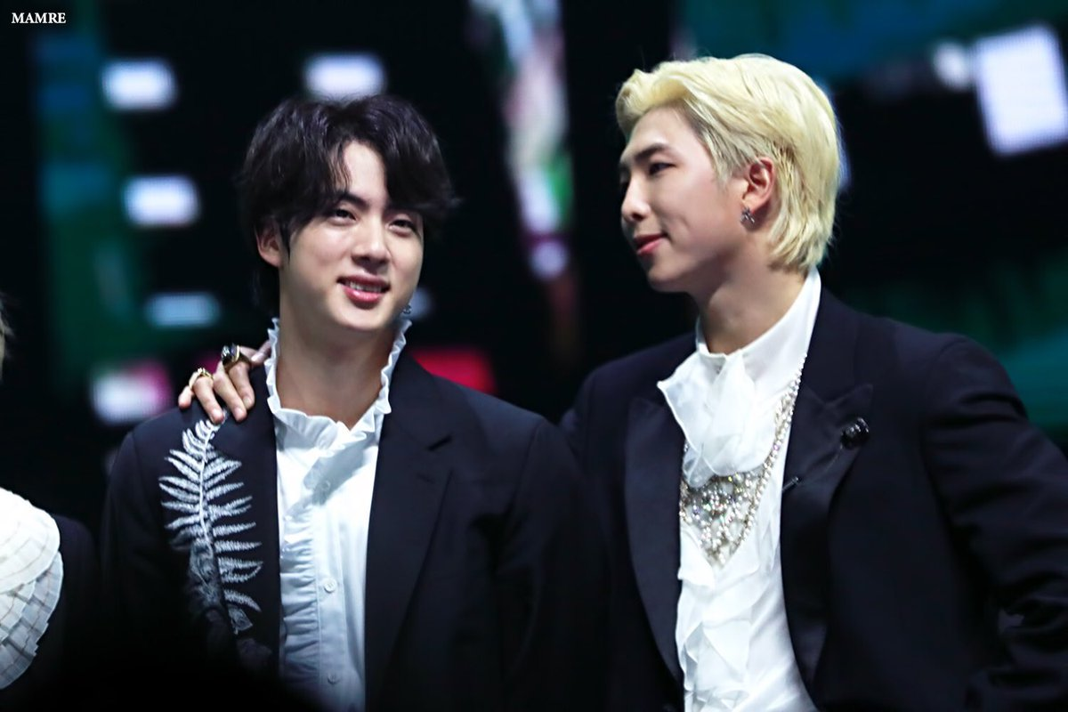 one day when yall getting married i just want you to remember that true love doesn't exist until namjin <br>http://pic.twitter.com/nyLWIC7dJH