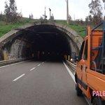 Image for the Tweet beginning: Palermo-Catania, percorso alternativo vietato ai