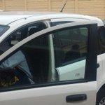 Image for the Tweet beginning: Utilizzava l'auto di servizio per