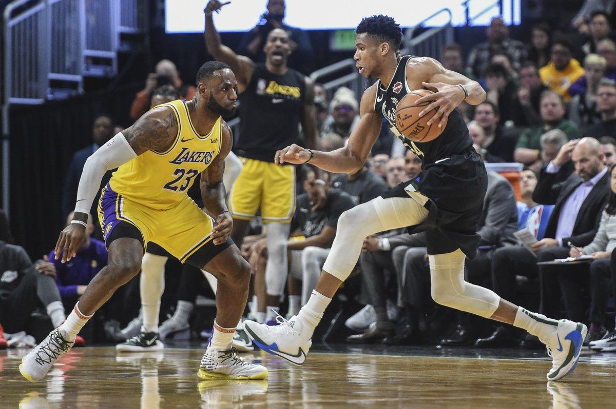 NBA All-Star Game 2020: LeBron James and Giannis Antetokounmpo named captains #NBATwitter #NBA #NBAAllStar #LakeShow #FearTheDeer #LeBronJames #GiannisAntetokounmpo  Read More - https://bit.ly/38ynjsh