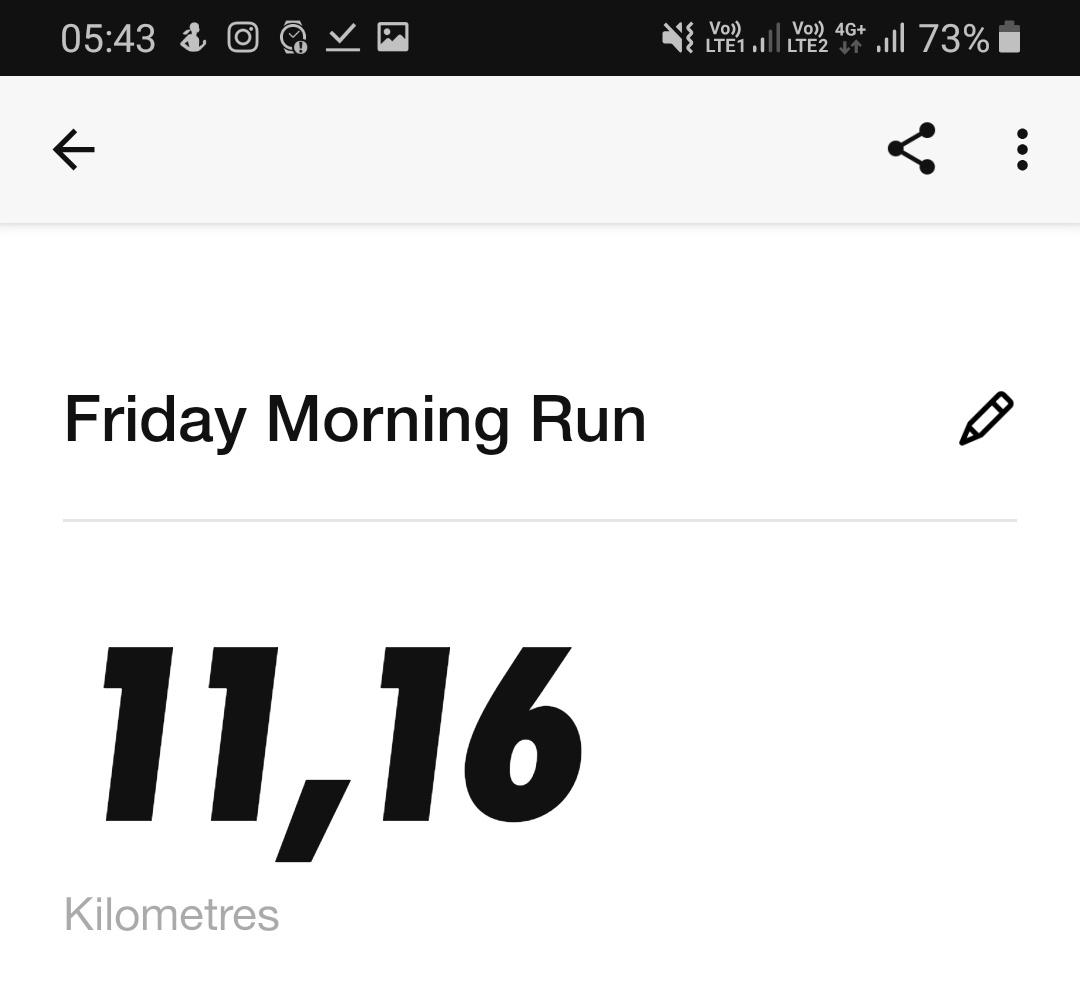 Friday Morning Run #Team5am #90DaysWithoutSugar #90DayMovement #GetFit2020 #JanuaryWorkoutChallange #FitFam #FinishingStrongAndHealthy #FitnessMotivation #FetchYourBody2020 #RoadToFitness2020<br>http://pic.twitter.com/sEYSMHTeO2