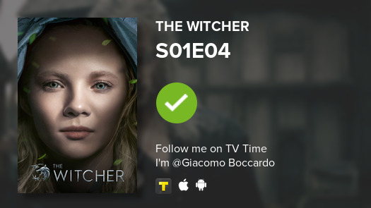 test Twitter Media - I've just watched episode S01E04 of The Witcher! #witcher  #tvtime https://t.co/mWHnA5cz0d https://t.co/EjBx71sBp5