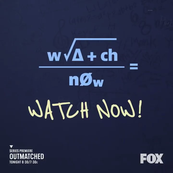 #Outmatched STARTS NOW, West Coast! 🙌
