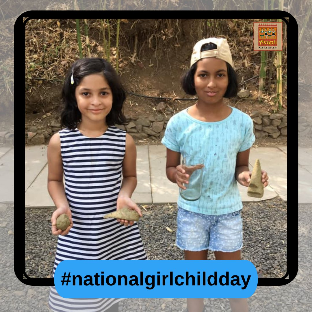 Let her bloom and pursue all dreams for a better tomorrow. Give her the freedom to accomplish her own goals! Happy National Girl Child Day. https://t.co/4ISbI1qqcq . . #nationalgirlchildday #girlchild #education #women #girls #Knowledge #Learning #avantikalagram #mulshi #pune https://t.co/TW7S73zfRH