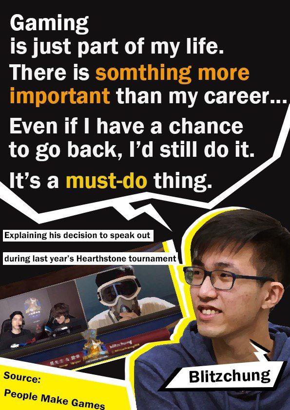 Thank you Blitzchung #StandwithHongKong #FreeHongKong <br>http://pic.twitter.com/HaCO7zWjPg