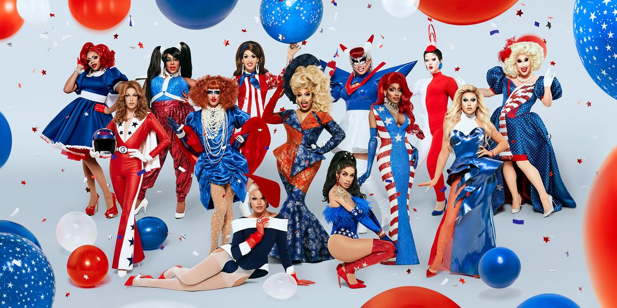 Meet our latest batch of Queens coming for the crown! #DragRace Season 12 premieres FRI 2/28 at 8/7c on @VH1!