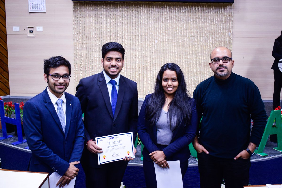 Mr. Feroz Khan (Partner and Associate Director at BCG),  which was followed by an interactive story- telling session by Ms. Tanya Bhattacharya (Story Coach, Storywallahs) and cut-throat case competition judged by Mr. Subid Chakraborty (Enterprise Sales Director at Darwinbox).