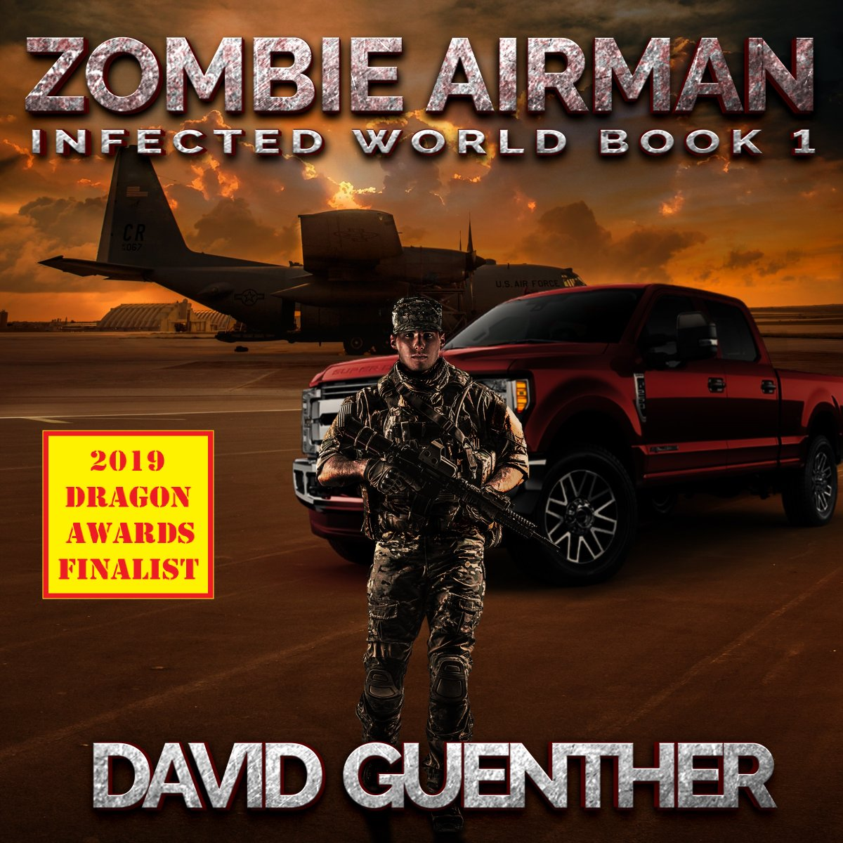 Zombies reinvented, check them out in the 2019 Dragon Awards horror finalist novel ZOMBIE AIRMAN #KindleUnlimited #readers #ScienceFiction #SFRTG #Kindle #War #fiction #Scifi #CR4U #zombiebooks #undead #Audiobook #NewAdult #Fiction #zombiestory #horrorfans https://amzn.to/2T1C3Mppic.twitter.com/BIWwvJeskx
