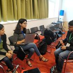 Image for the Tweet beginning: The #BuildForDigitalIndia bootcamp in Bangalore