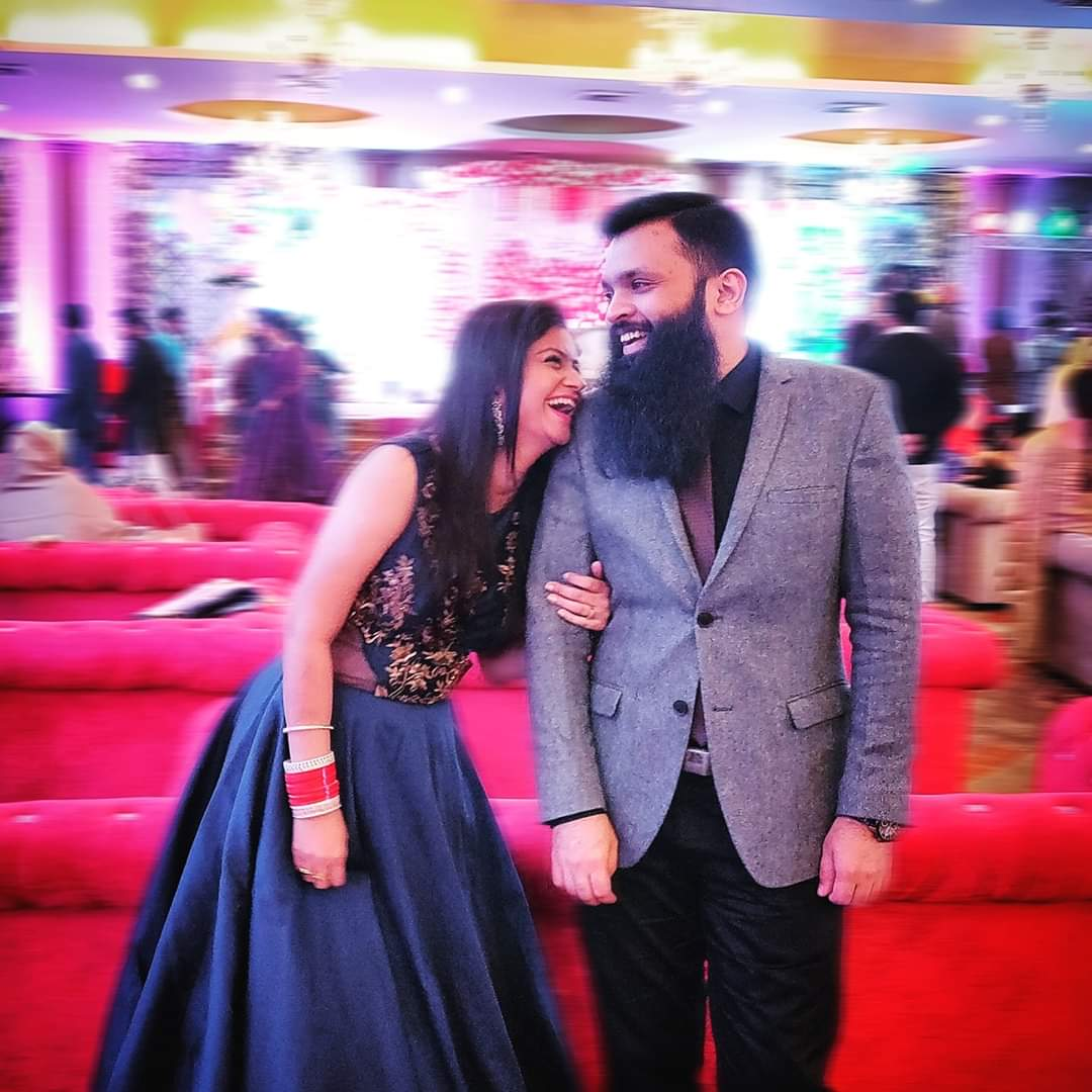 Performed Special Personalised Punjabi Tappe for Avishrant & Prabhjot on their Ring Ceremony  #WeddingPerformance #Customised #PunajbiTappe #HappyCouple #AnantKiVeena #SpreadingLove #VeeNant #weddinggoals #couplegoals #viralcouple #mumbaicouple #trendingcouple #punjabicouplepic.twitter.com/XVM4nOVrSI