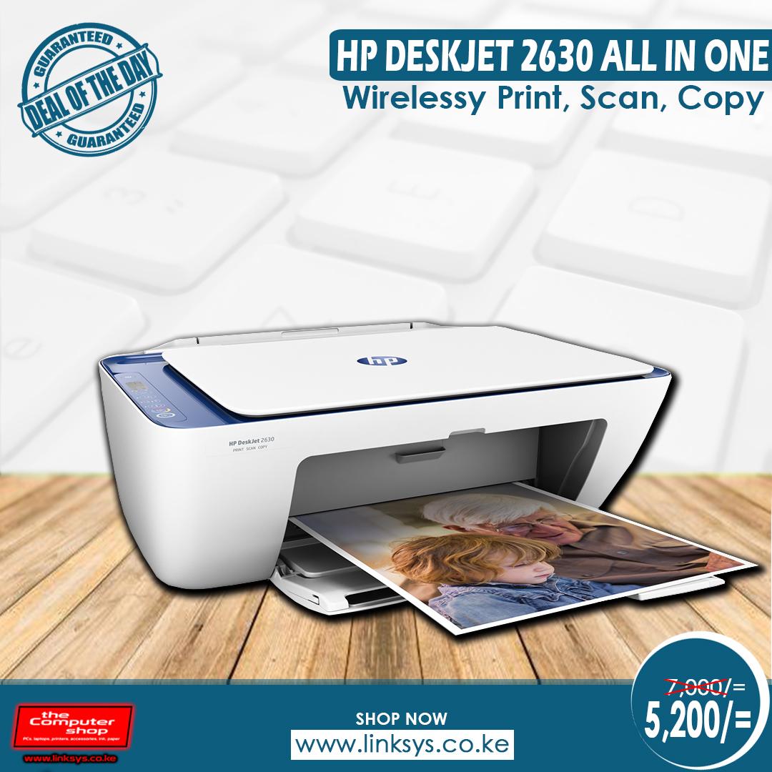 Hp deskjet 2622 printer