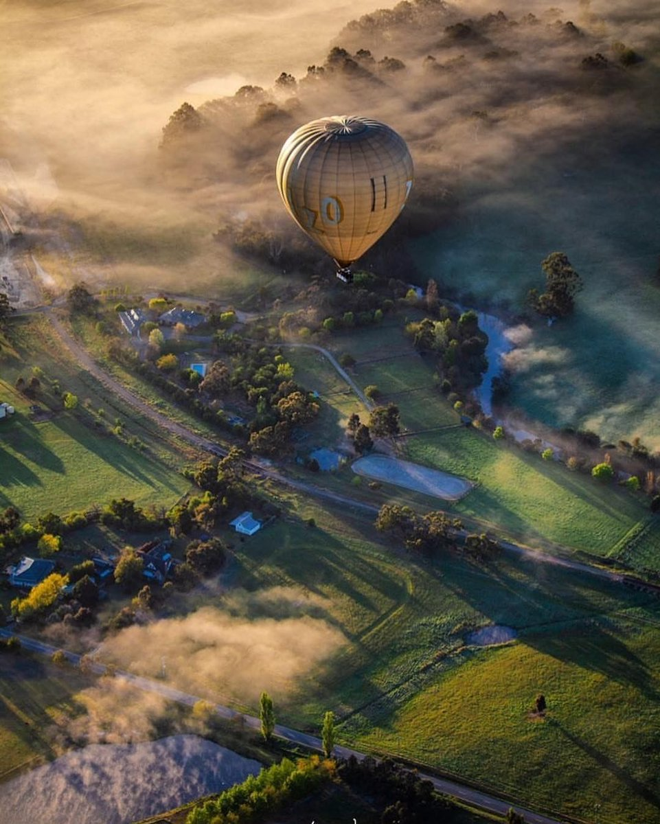 test Twitter Media - Drifting above the Yarra Valley with Global Ballooning Australia 🌏 https://t.co/5NXc8SVi46