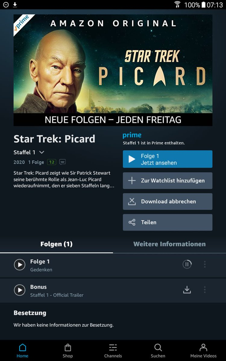 #Picard