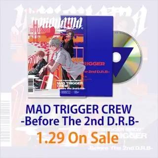 #ヒプマイ💿1/29発売💿MAD TRIGGER CREW『MAD TRIGGER CREW -Before The 2nd D.R.B-』オリジナル特典のチェックはお済みですか・・?🚨🤔🛒ご予約は