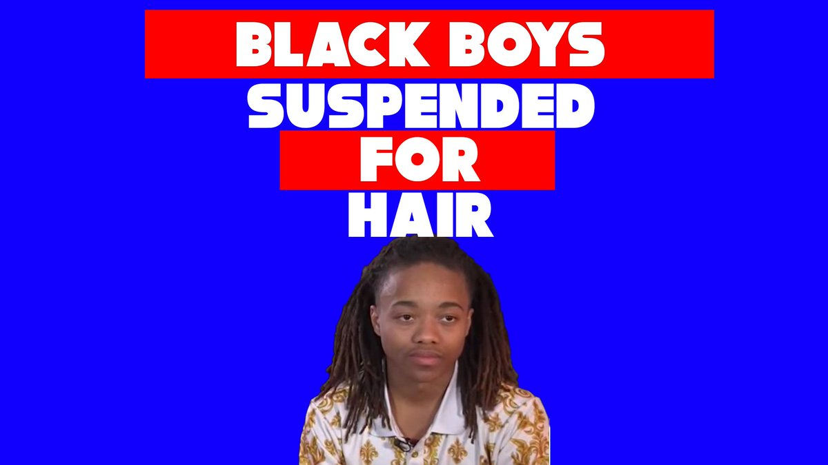 Black Boys Suspended for Hair...Dreads and Braids...No Graduation   #BlackTwitter #BlackLivesMatter  #children #graduation2020 #Texas #dreadlocks #school
