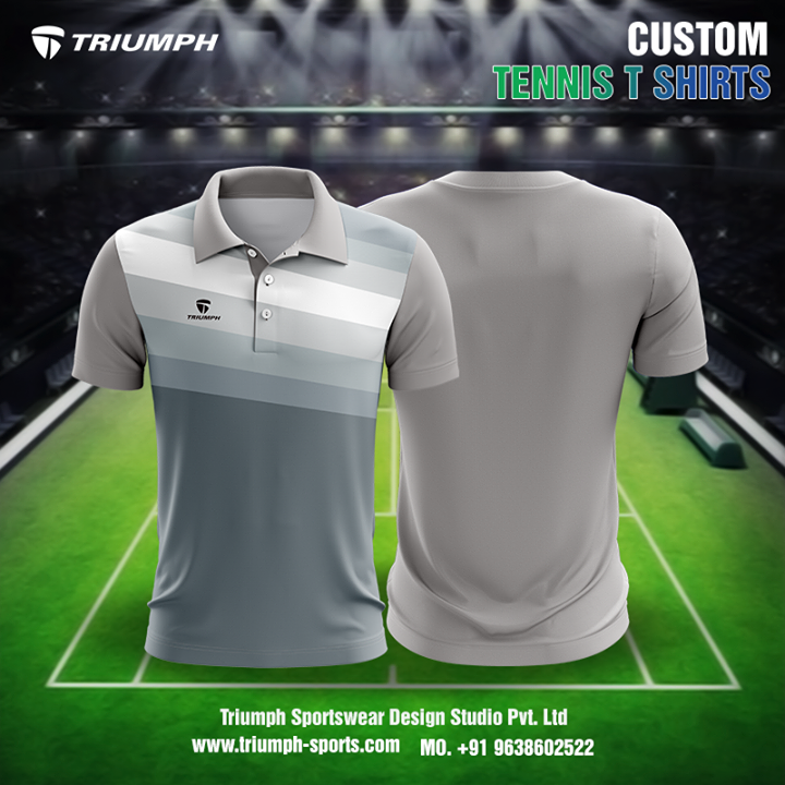 Customize Sportswear for Tennis  Buy Now :: https://bit.ly/2NPIWfK    #tennistshirts #tennisapparel #tenniswear #sublimatedtenniswear #customsportswear #triumphsportswearpic.twitter.com/XmoG8YpqrD