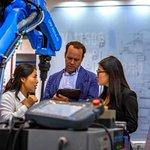 Image for the Tweet beginning: China's #robotics market: A look