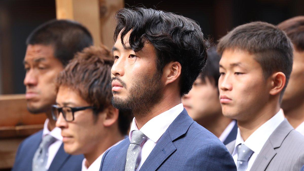 【モバイル】kashima スタッフダイアリーを更新しました!   今シーズンの選手会長に就任したわんちゃん!   ぜひ、ご一読を!   スタッフダイアリー「責任を持って」… https://t.co/qBYOLfbiKB