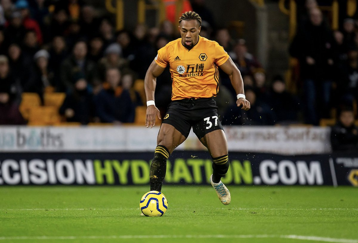 Football Tweet On Twitter Jurgen Klopp Adama Traore Is Pretty Much At The Moment Unplayable He S Not Only A Winger He Keeps The Ball Holds The Ball And Sets Up Goals