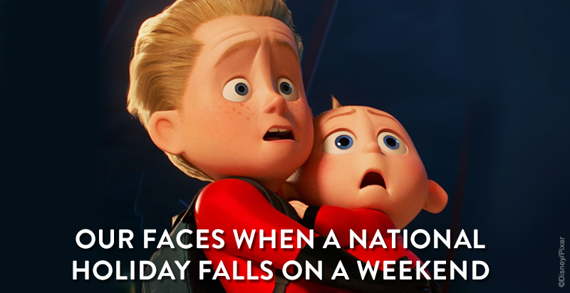 "All we want to ask is, ""Why?"" 😭 (🎞️: #TheIncredibles2)"