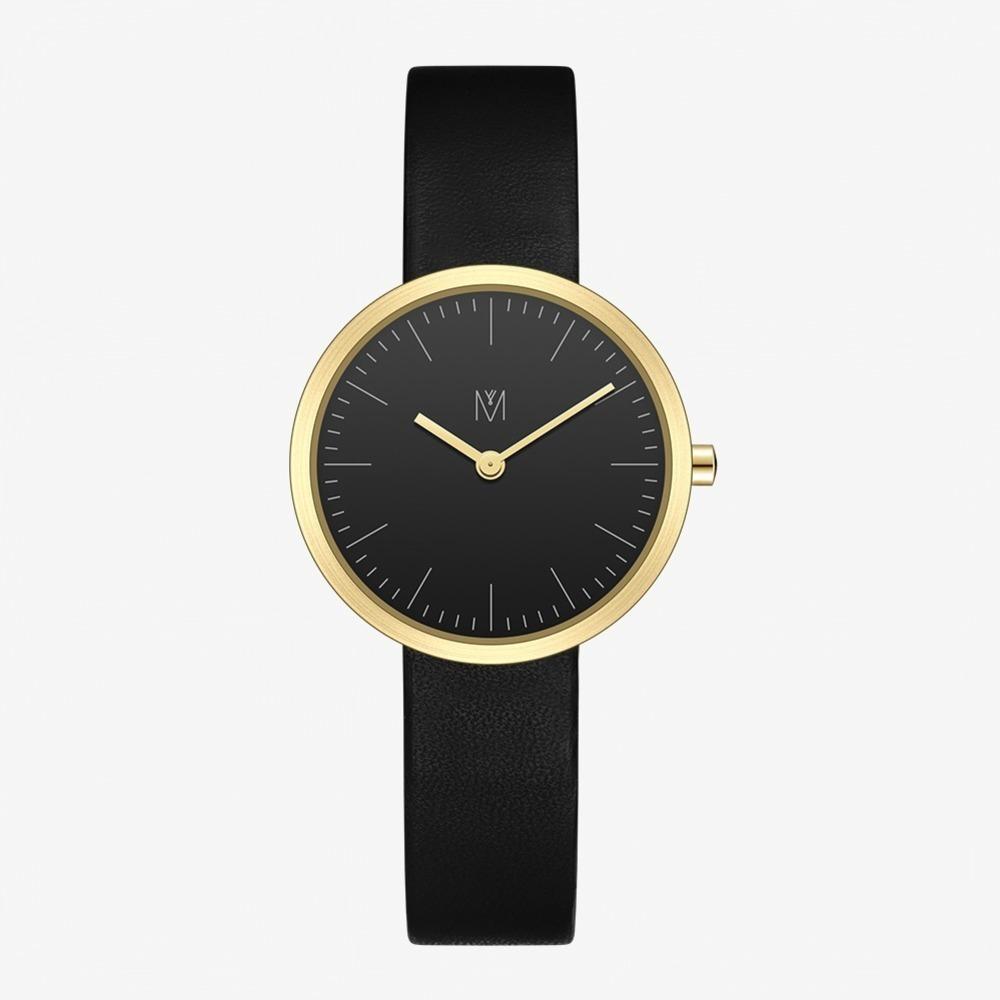 """マベンウォッチズ""""華奢な""""28mmサイズ腕時計、洗練ニュアンスカラーでより一層女性らしい手元に -"""