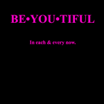 Image for the Tweet beginning: just be You. you are