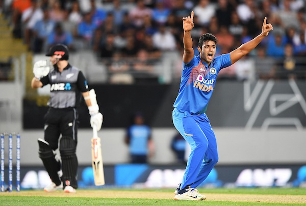 Pace bowling all-rounder Shivam Dube