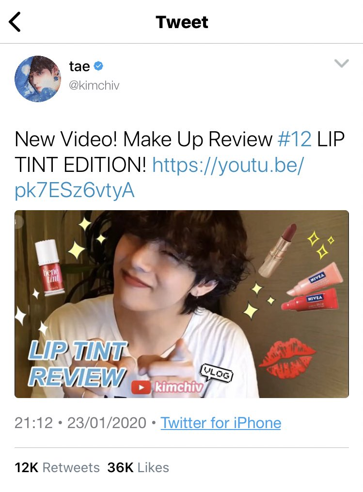#taekook au: taehyung is a beauty vlogger that posts vids of himself doing his make up or reviewing other make up brands. jeongguk is a gamer under the name jkplays and is taehyung's number one fan—who also happen to have a HUGE crush on taehyung. <br>http://pic.twitter.com/ETGAFTe9ap