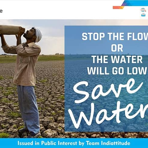 Do you know India would need 1.5 Trillion cubic meters water by 2030, and our resources have just 730 cubic meters?  Save water! Save future!   #savewater #sustainablesolutions #solutionsforsustainability #everydropcounts #indiattitude<br>http://pic.twitter.com/Pg4yATyoiV