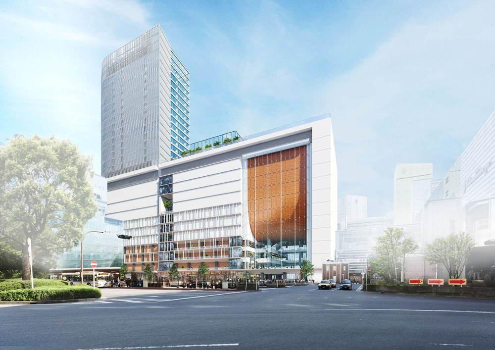 「ニュウマン横浜」JR横浜駅西口直結の複合施設にファッション&コスメ充実の116店舗、全ラインナップ発表 -