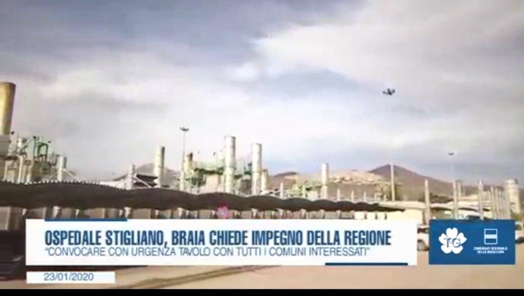 #Ospedale #Stigliano, @LucaBraia chiede impegno de...